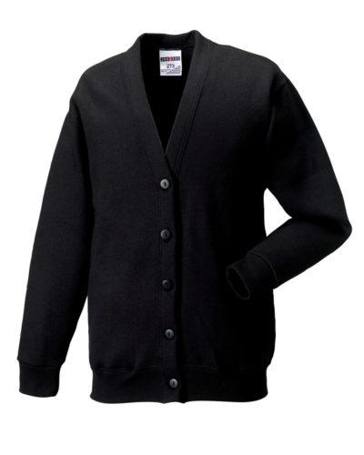 Russell Unisex Sweatshirt Cardigan