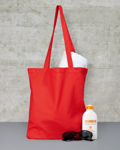 "Jassz Bags ""Beech"" Cotton Long Handle Bag"