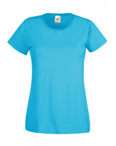 FOTL Lady Fit Valueweight T Shirt