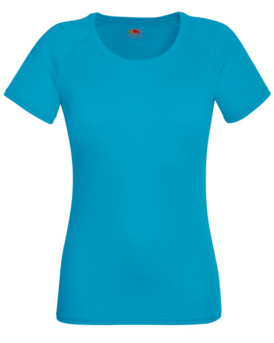 Fruit Of The Loom Ladies Performance T-Shirt