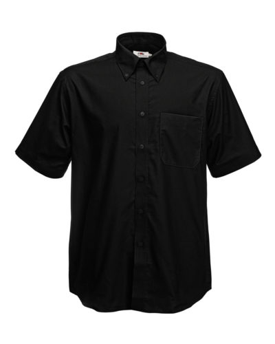 FOTL Men's Short Sleeve Oxford Shirt