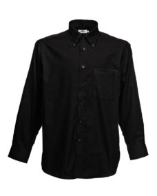 FOTL Men's Long Sleeve Oxford Shirt