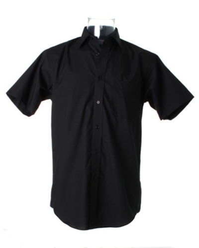 Men's Short Sleeve Business Shirt