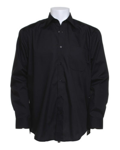 Men's Long Sleeve Business Shirt