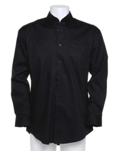 Men's Long Sleeve Corporate Oxford Shirt