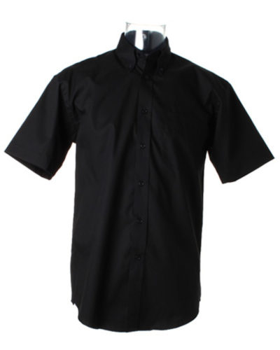 Men's Short Sleeve Corporate Oxford Shirt