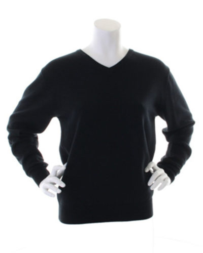 Ladies' Arundel Long Sleeve V-Neck Sweater