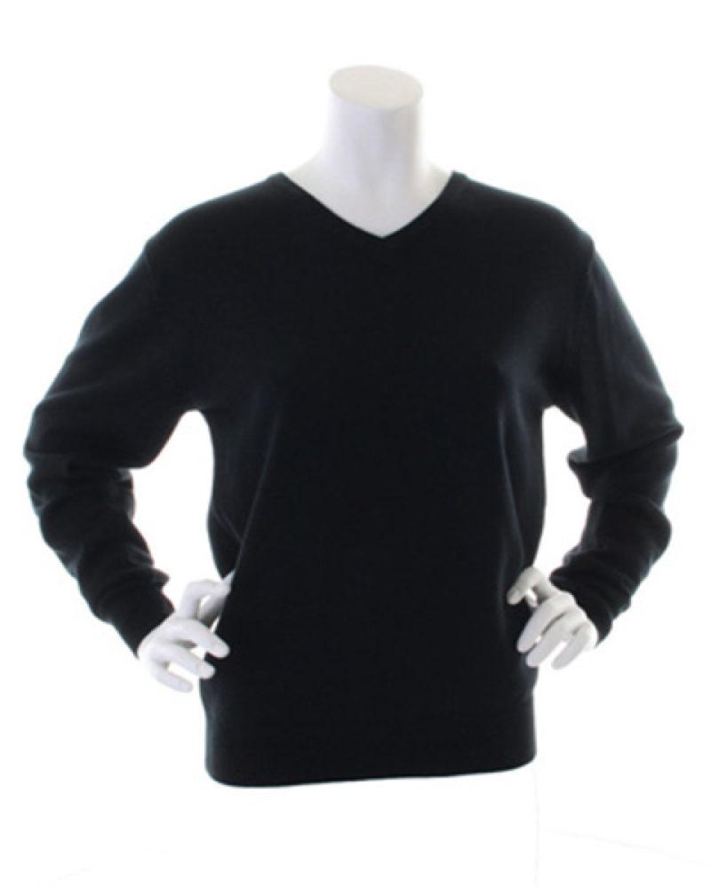 Ladies' Arundel Long Sleeve V-Neck Sweater