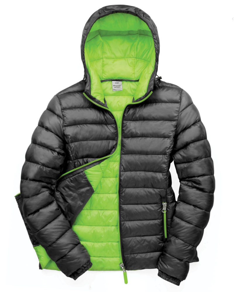 Result Urban Ladies' Snow Bird Padded Jacket