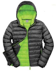 Result Urban Men's Snow Bird Padded Jacket