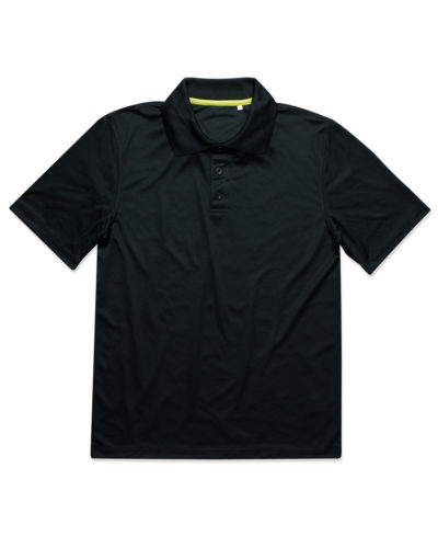 Active Mens 140 Short Sleeve Polo