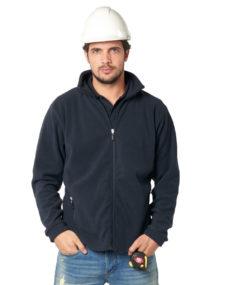 Ultimate Clothing Full Zip Fleece